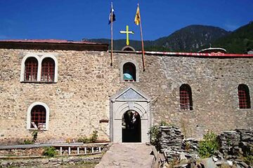 Konitsa - Biserica Sfantului Nicolae