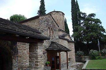 Konitsa - Manastirea Molivdoskepasti