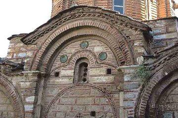 Konitsa - Biserica Sfantului Apostles