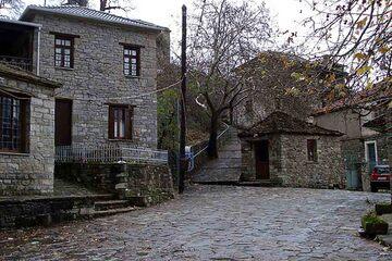 Konitsa - Muzeul Mestesugarilor din Pyrsogianni