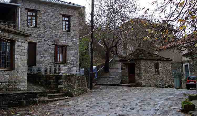 Muzeul Mestesugarilor din Pyrsogianni