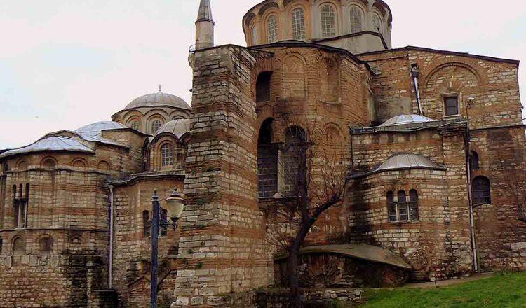 Biserica Mantuitorului din Chora