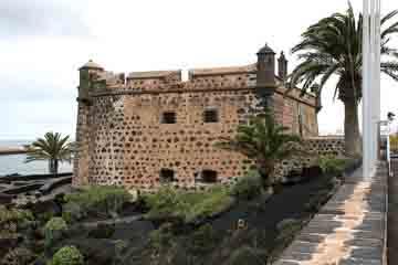 Lanzarote - Castillo de San Jose