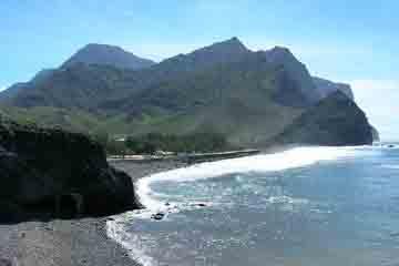 Gran Canaria - Peisajul
