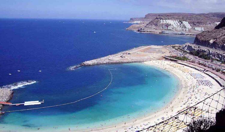 Obiective turistice Gran Canaria din Spania