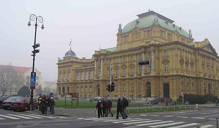 Teatrul National din Zagreb