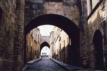 Rhodos - Orasul Vechi