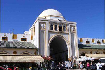 Rhodos - Cladirea Pietei Nea Agora
