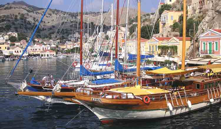 Obiective turistice Rhodos din Grecia
