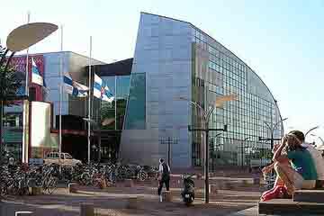 Helsinki - Muzeul de Arta Contemporana Kiasma
