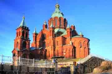 Helsinki - Catedrala Uspenski