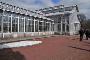 Helsinki - Gradina de iarna din Helsinki