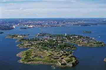 Helsinki - Suomenlinna