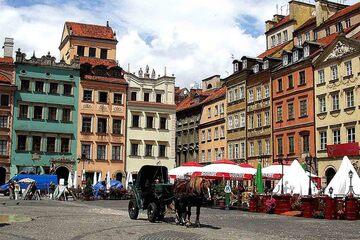 Varsovia - Orasul Vechi