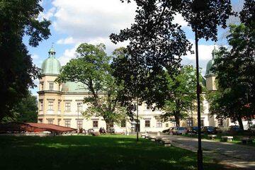 Varsovia - Castelul Ujazdow