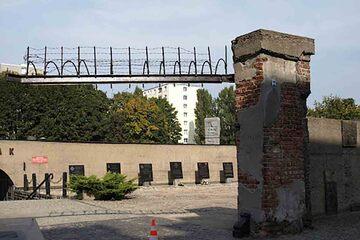 Varsovia - Inchisoarea Pawiak
