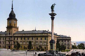 Varsovia - Coloana lui Sigismund