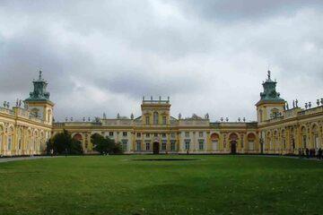 Varsovia - Palatul Wilanow