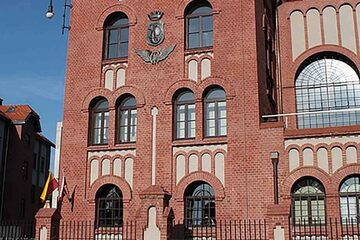 Varsovia - Muzeul Rascoalei din Varsovia