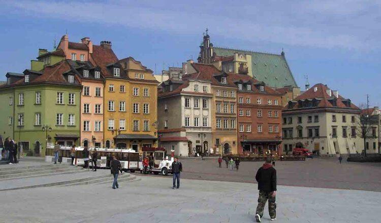 Drumul Regal din Varsovia