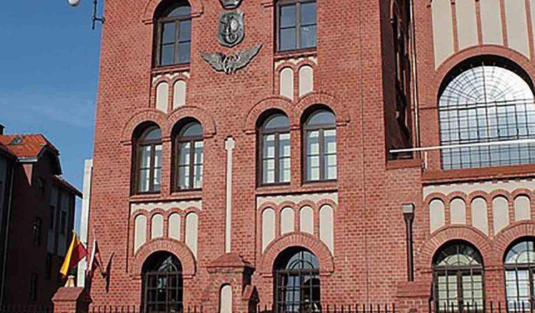 Muzeul Rascoalei din Varsovia