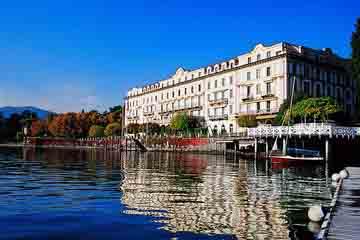 Lago di Como - Cernobbio si Tremezzo