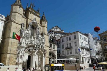 Coimbra - Santa Cruz