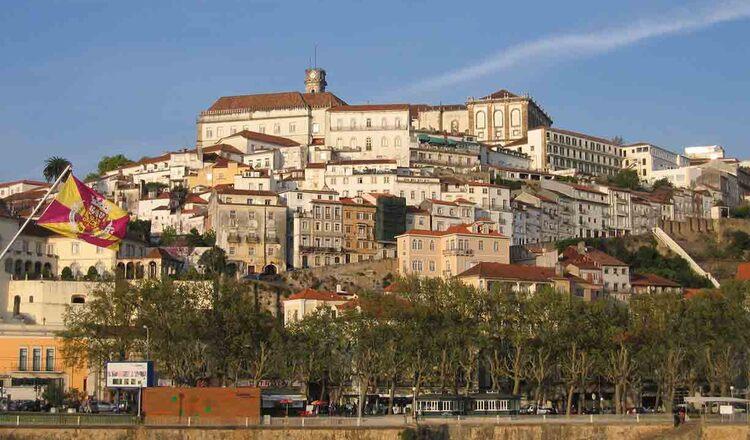 Obiective turistice Coimbra din Portugalia