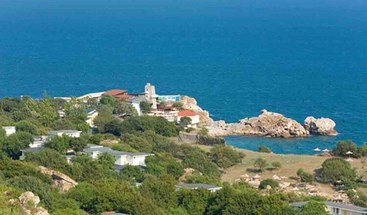 Obiective turistice Rusalka din Bulgaria