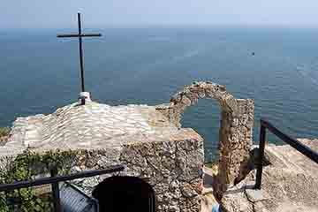 Capul Kaliakra - Cetatea Akra