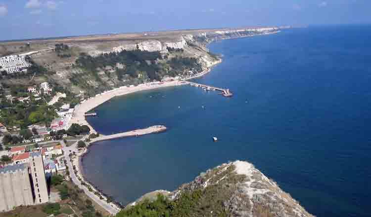 Obiective turistice Kavarna din Bulgaria