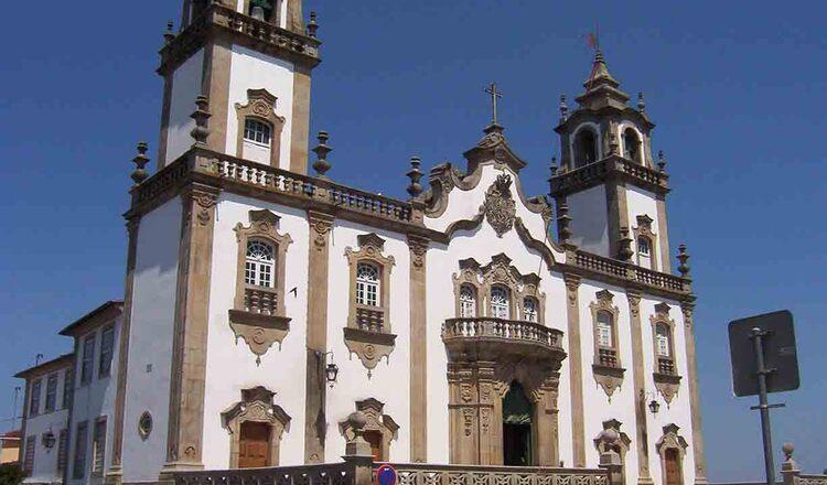 Obiective turistice Viseu din Portugalia