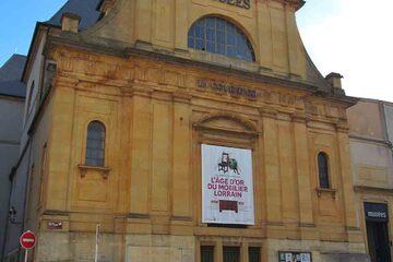 Metz - Manastirea Petits-Carmes