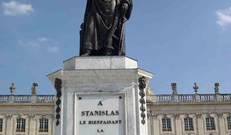 Statuia lui Stanislas