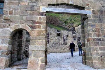 Mont St Michel - Porte de l'Avancee