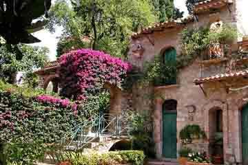 Taormina - Giardino Pubblico