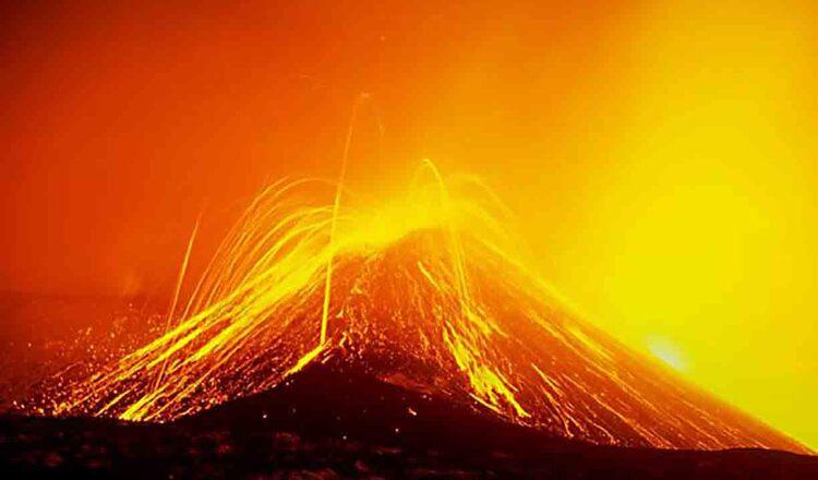 Obiective turistice Etna din Italia