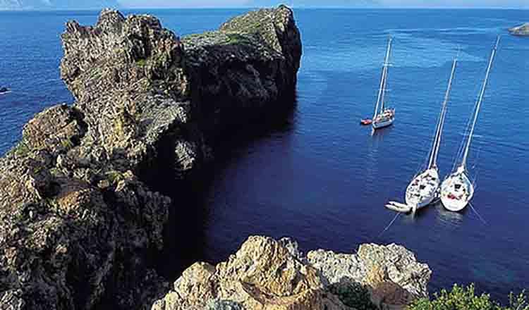 Obiective turistice Insulele Eolie din Italia