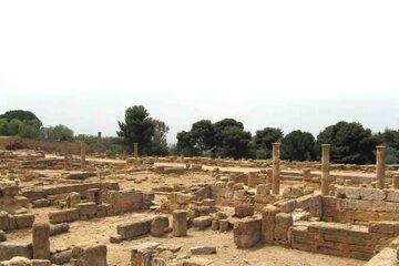 Agrigento - Quartiere Ellenistico-Romano
