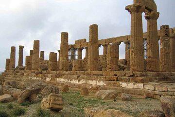 Agrigento - Templul Linonei