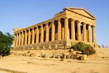 Agrigento - Tempio di Concordia