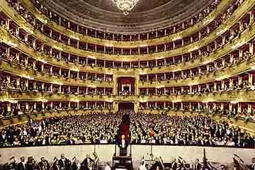 Milano - Teatro alla Scala