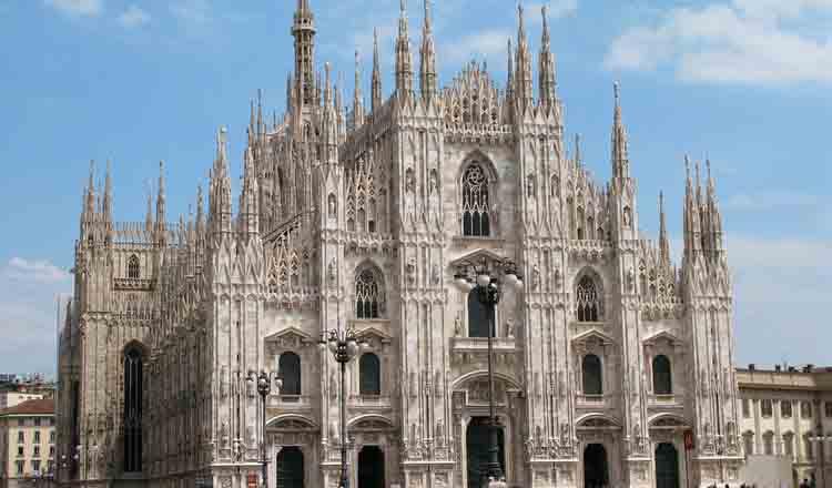 Obiective turistice Milano din Italia