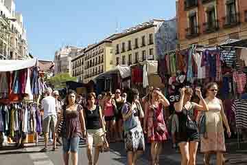 Madrid - El Rastro