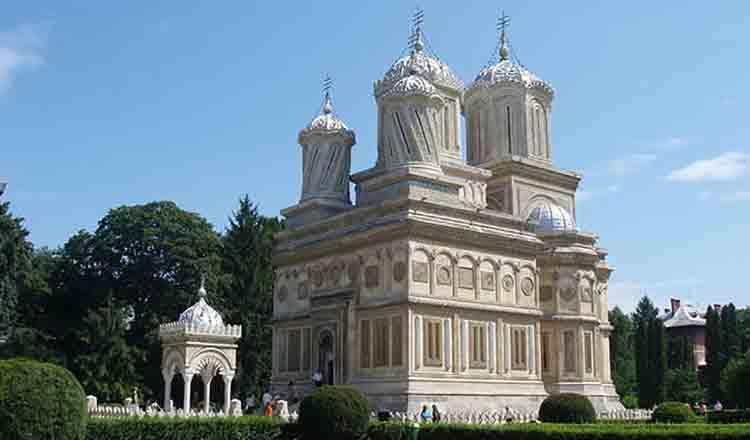 Obiective turistice Curtea de Arges din Romania