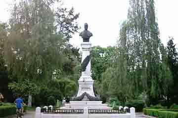 Drobeta Turnu Severin - Parcul central
