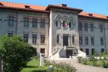 Drobeta Turnu Severin - Muzeul Regiunii Portilor de Fier