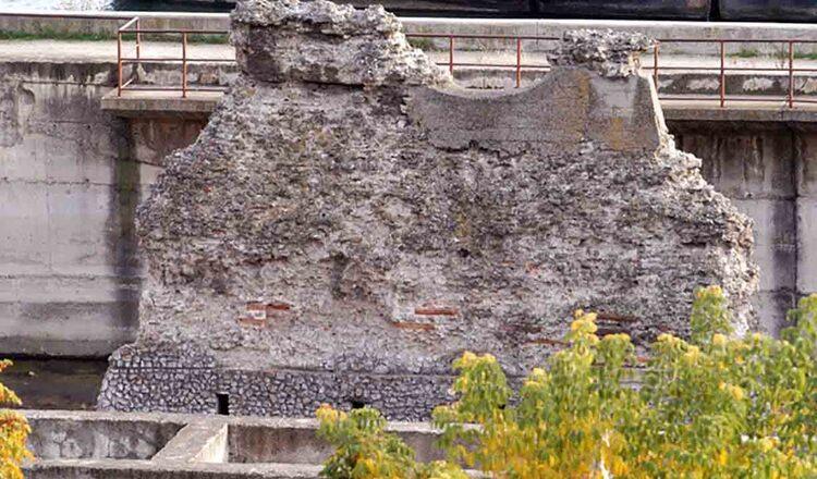 Piciorul Podului lui Traian