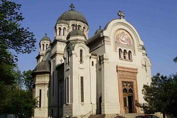 Craiova - Biserica Madona Dudu