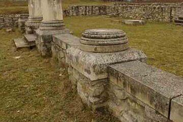 Craiova - Castrul roman Pelendava
